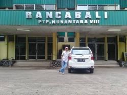 Jari at Ranca Bali