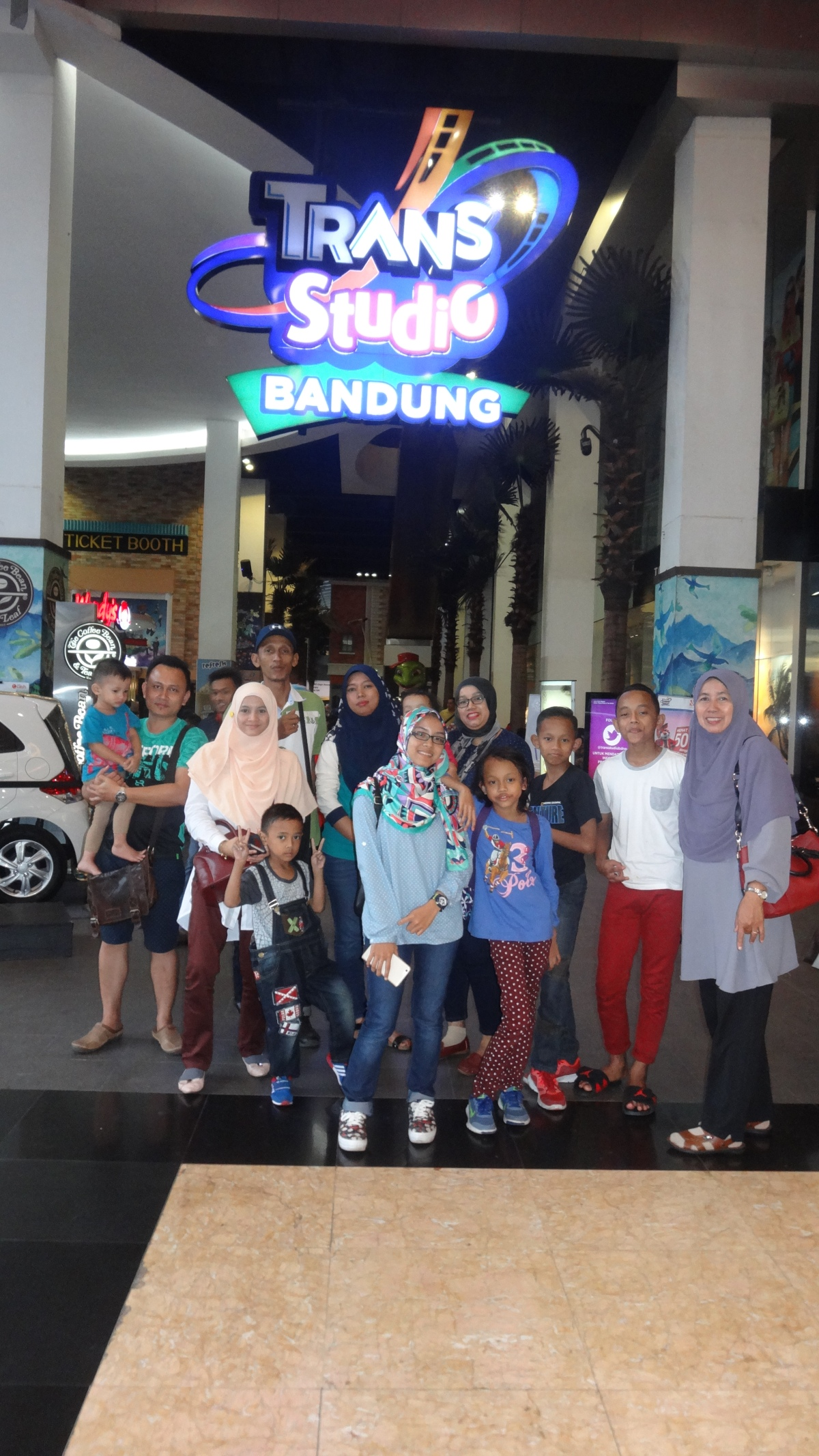 ONE DAY IN BANDUNG